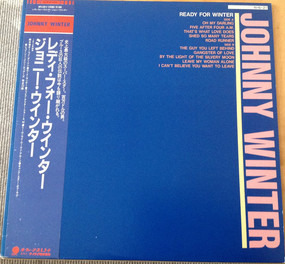 Johnny Winter - Ready For Winter