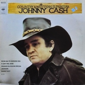 Johnny Cash - Country And Western Superstar