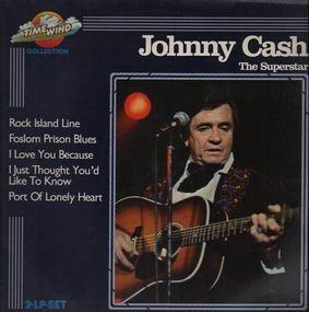 Johnny Cash - The Superstar