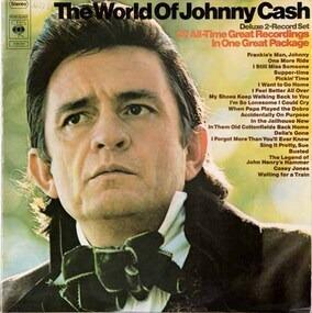 Johnny Cash - The World Of Johnny Cash