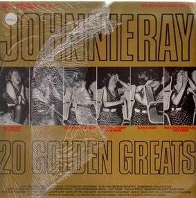 Johnnie Ray - 20 Golden Greats