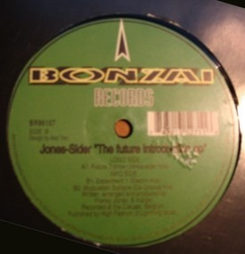 Jones - Sider - The Future Introduction