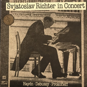 Franz Joseph Haydn - Svjatoslav Richter In Concert