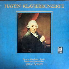 Franz Joseph Haydn - Klavierkonzerte