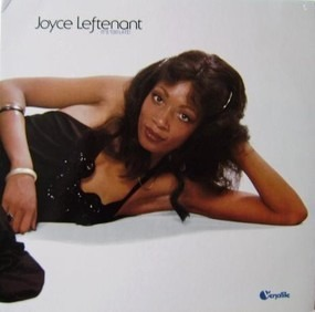 Joyce Leftenant - It's Too Late!