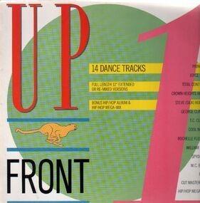 Joyce Sims - Upfront 1