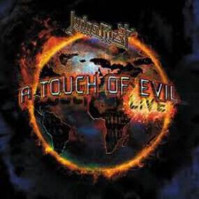 Judas Priest - A Touch Of Evil - Live