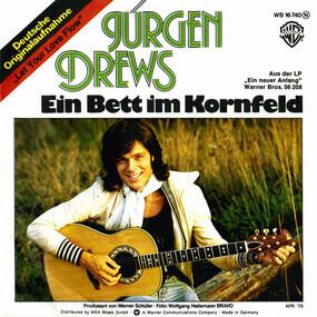 Jurgen Drews - Ein Bett im Kornfeld