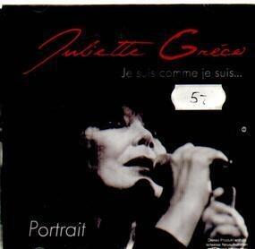 Juliette Greco - Portrait - Je Suis Comme Je Suis...
