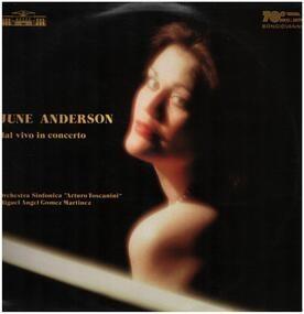 June Anderson - Dal Vivo in Concerto
