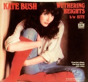 Kate Bush - Wuthering Heights / Kite
