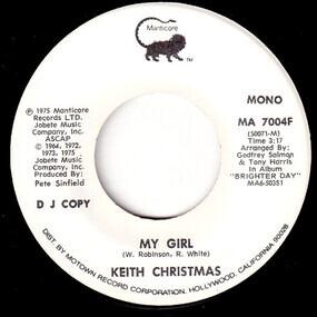 keith christmas - My Girl