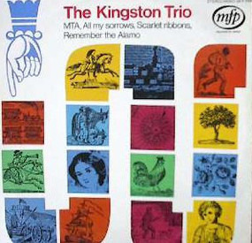 The Kingston Trio - At Large