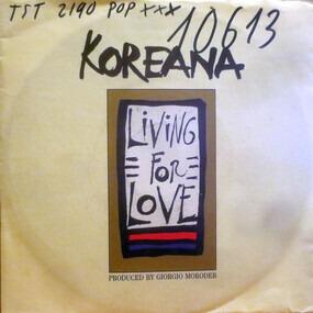 Koreana - Living For Love