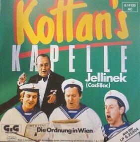 Kottan's Kapelle - Jellinek (Cadillac)