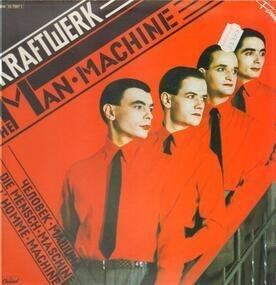 Kraftwerk - The Man-Machine