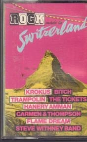 Krokus - Rock Made in Switzerland
