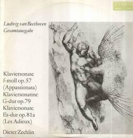 Ludwig Van Beethoven - Klaviersonate f-moll, Klaviersonatine G-dur, Klaviersonate Es-dur; Zechlin
