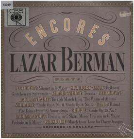 Lazar Berman - Encores