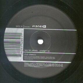 Lazy Fat People - PIXELGIRL EP