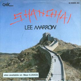 Lee Marrow - Shanghai / Shanghai
