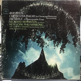 Leonard Bernstein - Chichester Psalms / Facsimile