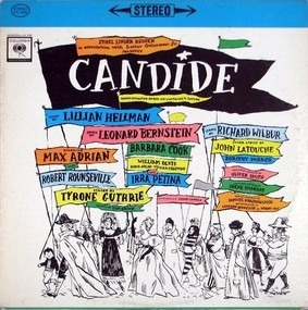 Leonard Bernstein - Candide (Original Broadway Cast)
