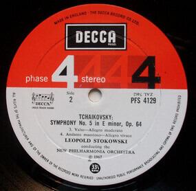 Pyotr Ilyich Tchaikovsky - Tchaikovsky Symphony No. 5 In E Minor, Op. 64