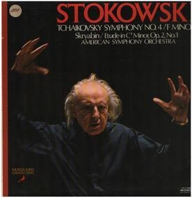 Pyotr Ilyich Tchaikovsky - Symphony No. 4 / F Minor / Etude In C♯ Minor, Op. 2, No. 1