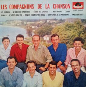 Les Compagnons de la Chanson - Les Compagnons De La Chanson