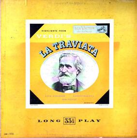 Giuseppe Verdi - Highlights From Verdi's La Traviata