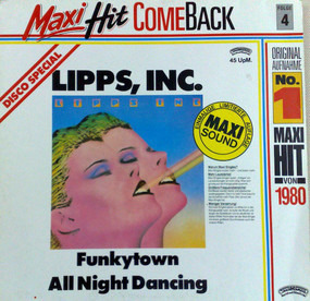 Lipps Inc. - funkytown / all night dancing
