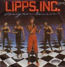 Lipps Inc. - Designer Music / Jazzy