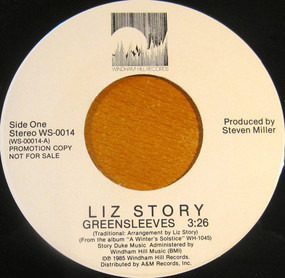 Liz Story - Greensleeves / Jesu, Joy Of Man's Desiring