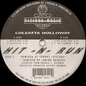 Loleatta Holloway - Hit-N-Run
