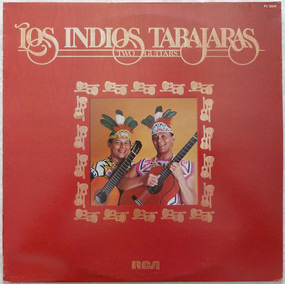 Los Índios Tabajaras - Two Guitars