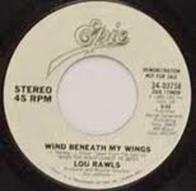 Lou Rawls - Wind Beneath My Wings