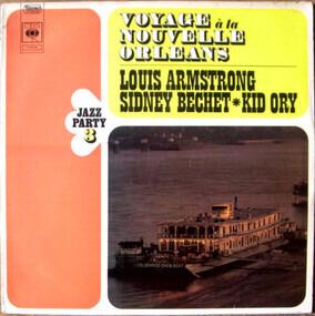 Louis Armstrong - Voyage A La Nouvelle Orléans