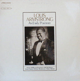 Louis Armstrong - An Early Portrait