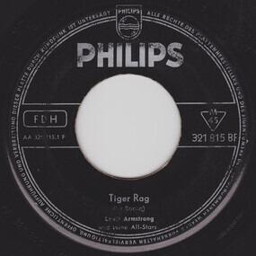 Louis Armstrong - Tiger Rag / Der Treue Husar (The Faithful Husar)
