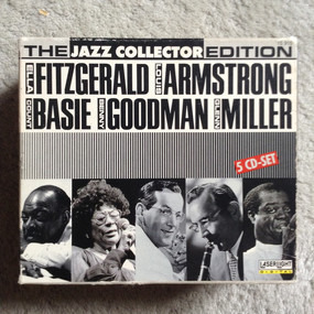Louis Armstrong - The Jazz Collector Edition