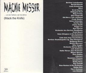 Louis Armstrong - Mäckie Messer (Mack The Knife) - 39 Versions
