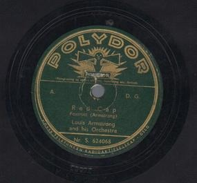 Louis Armstrong - Red Cap / Alexander's Ragtime Band