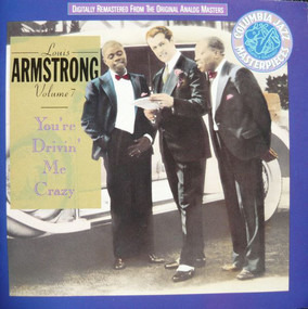 Louis Armstrong - Volume 7 - You're Drivin' Me Crazy (1930-1931)