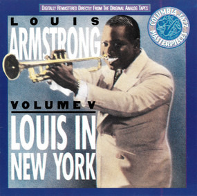 Louis Armstrong - Volume V - Louis In New York