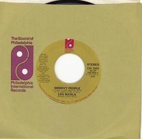 Lou Rawls - Groovy People