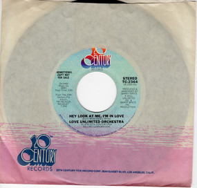 Barry White - Hey Look At Me, I'm In Love