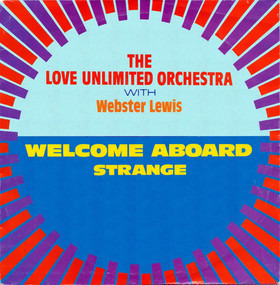 Barry White - Welcome Aboard / Strange