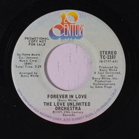 Barry White - Forever In Love