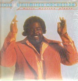Barry White - Music Maestro Please